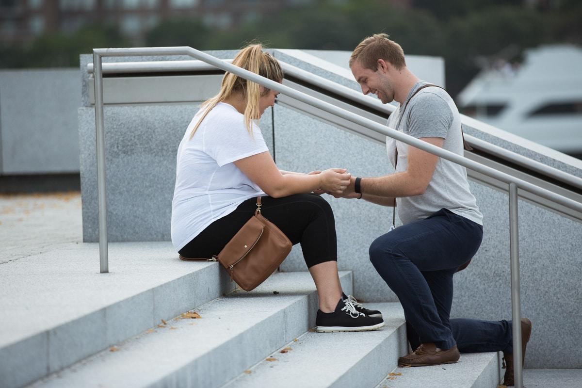[Roosevelt Island Marriage Proposal]– photo[3]