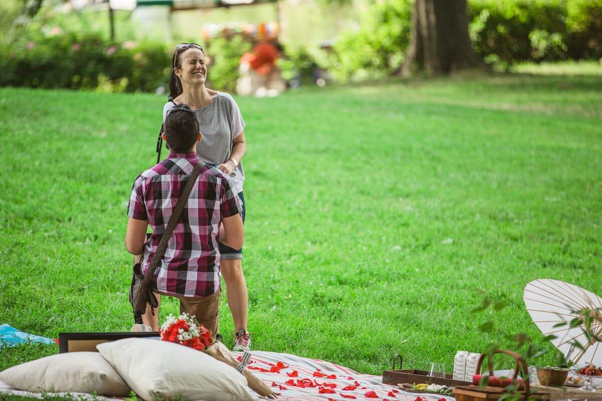 Photo 5 Picnic Proposal in Central Park | VladLeto
