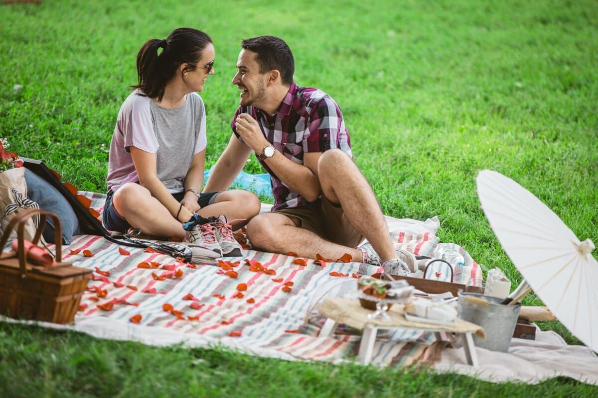 Photo 15 Picnic Proposal in Central Park | VladLeto
