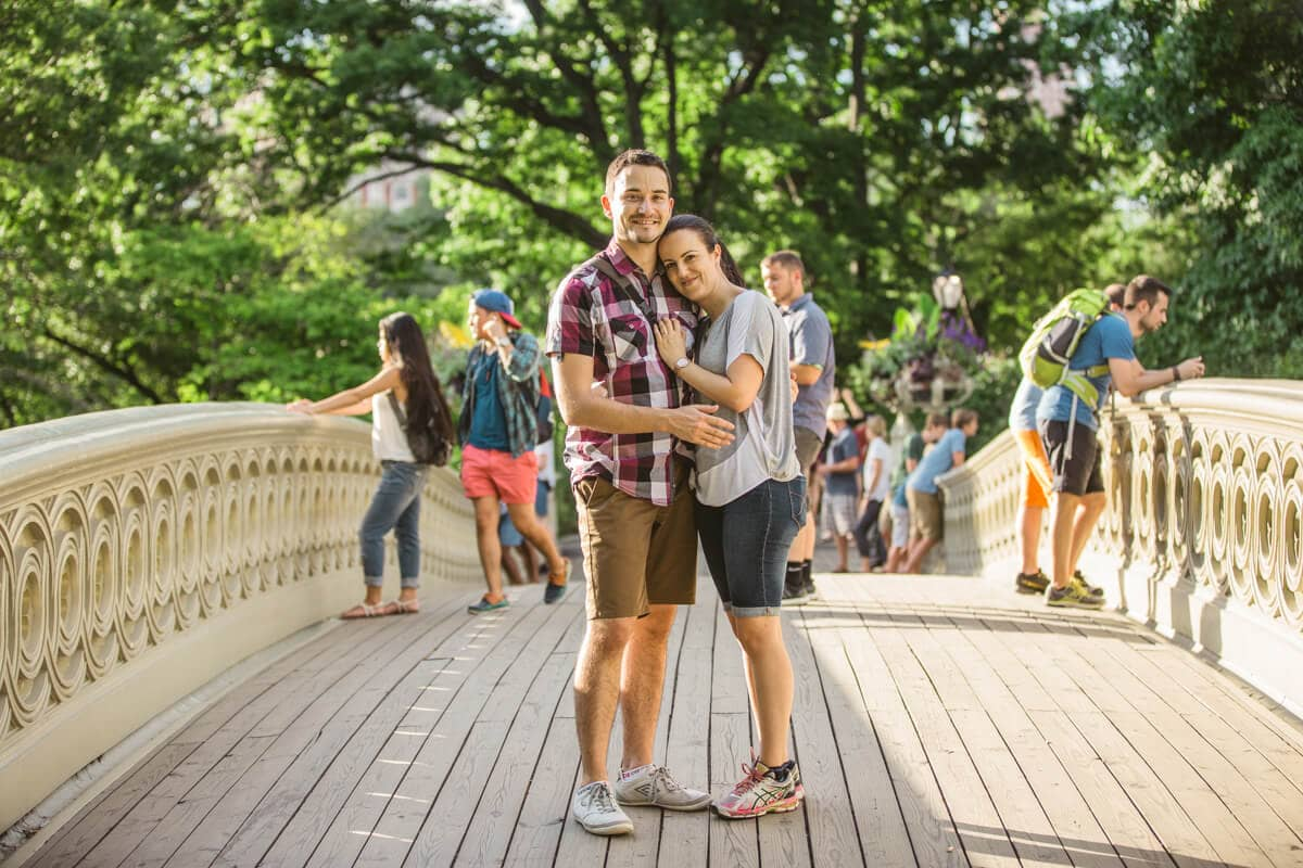 Photo 29 Picnic Proposal in Central Park | VladLeto