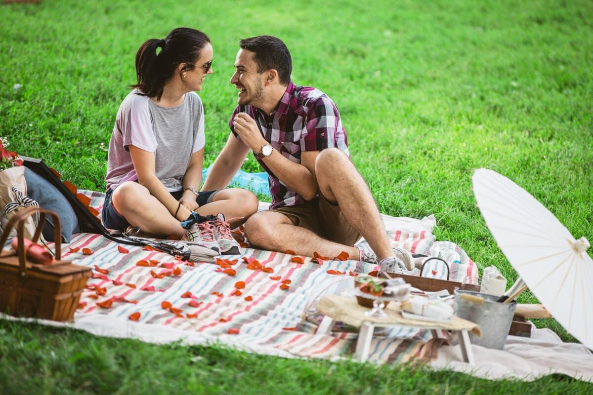 Photo 13 Central Park Picnic Proposal