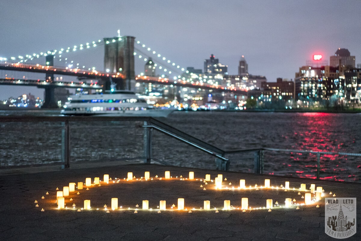 Photo 15 Marriage proposal at Pier 15 with mariachi band, NYC | VladLeto