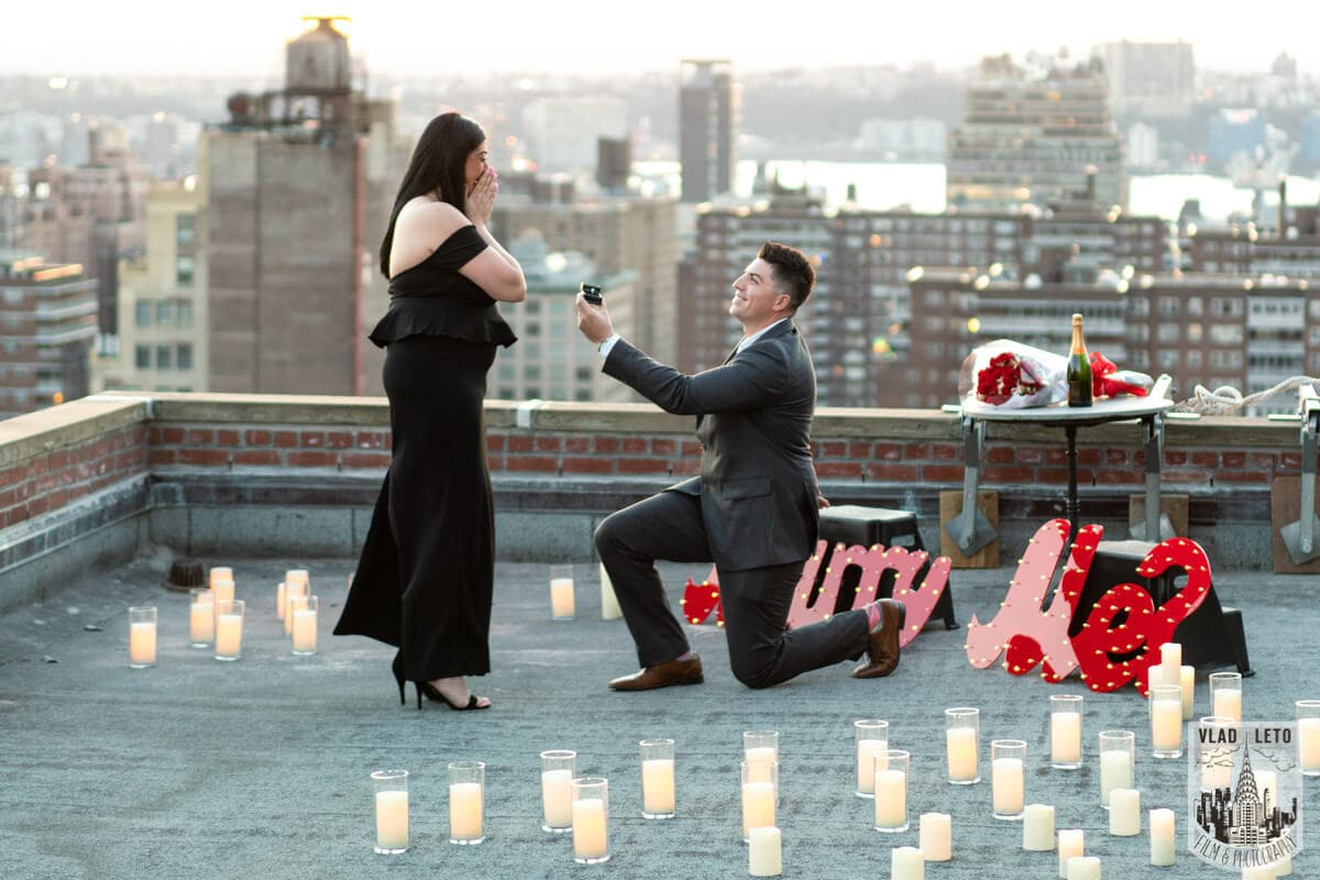Photo Rooftop Proposal 4 | VladLeto