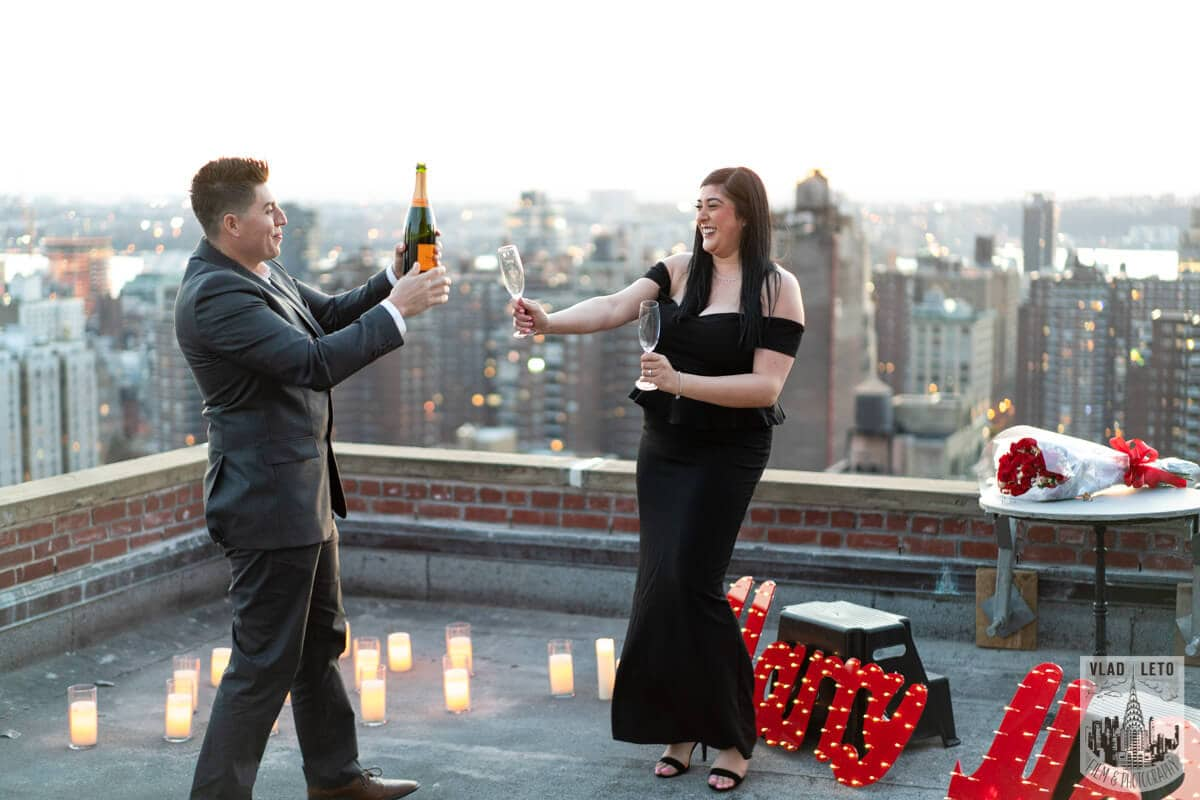 Photo 5 Rooftop Proposal 4 | VladLeto