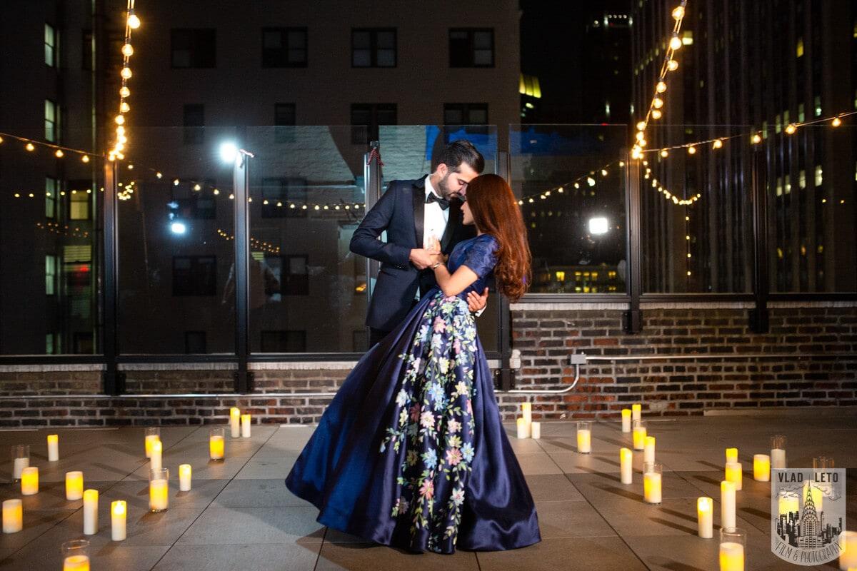 Photo 7 Secret Proposal on Private Rooftop | VladLeto