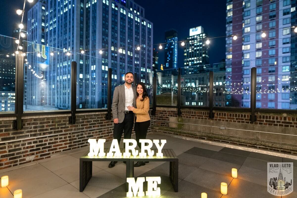 Photo 7 Rooftop Proposal 6 | VladLeto