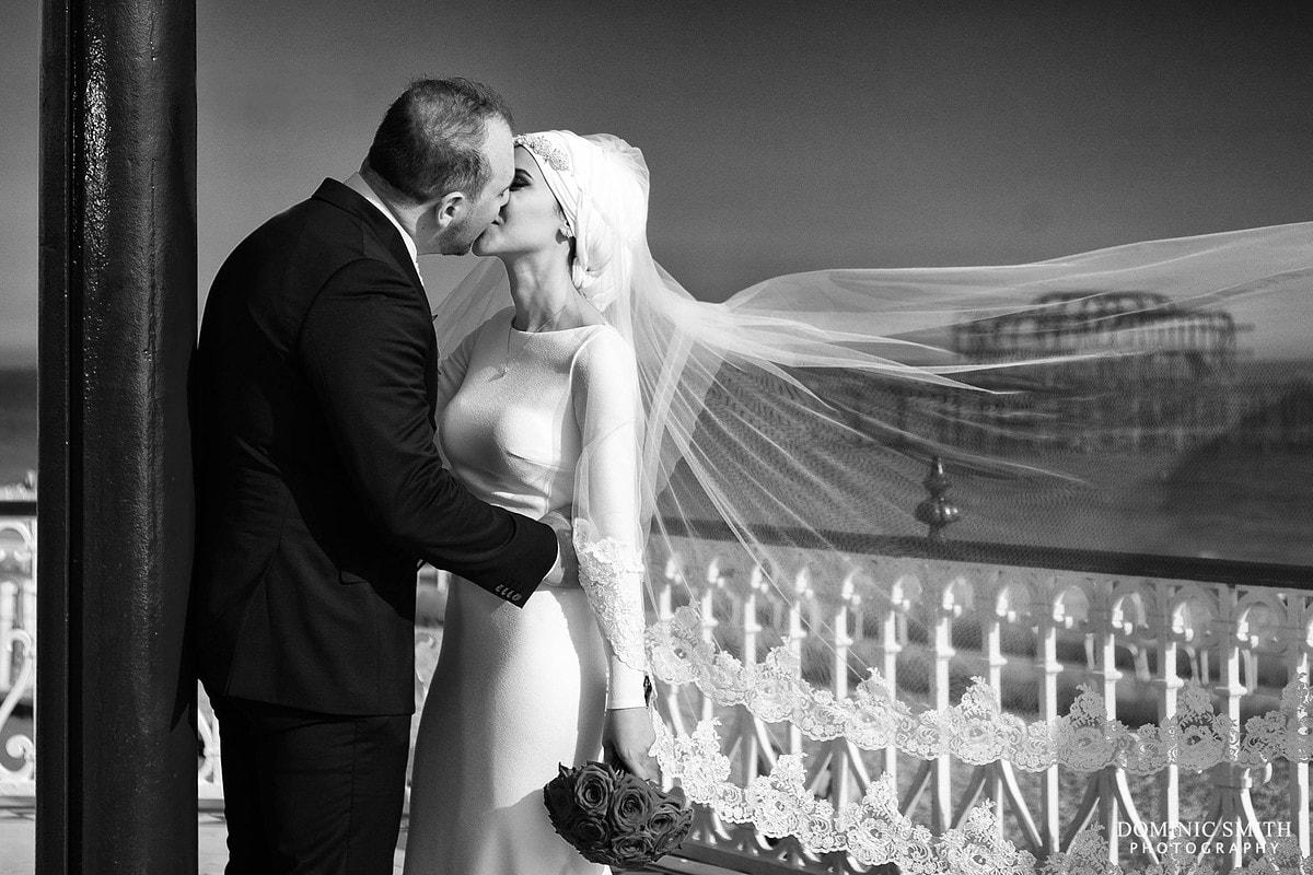 Brighton Wedding Photo