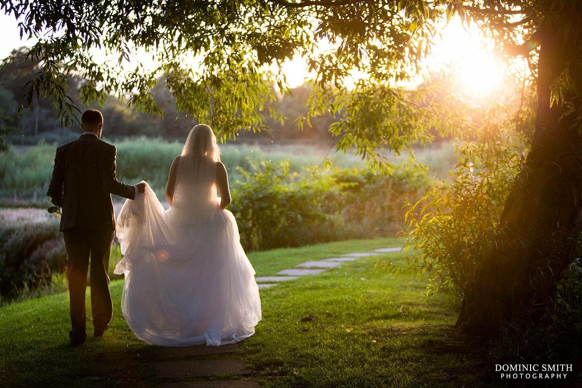 Coltsford Mill Wedding Photo