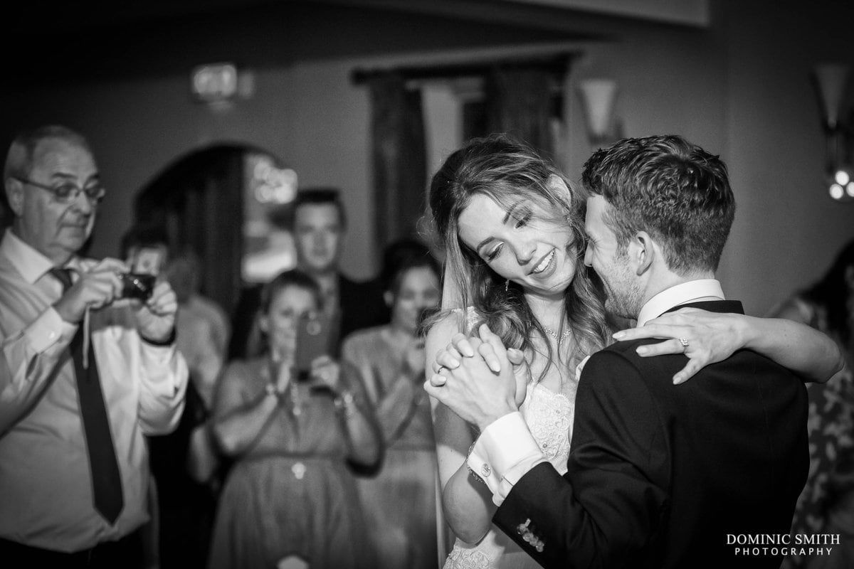 First Dance at Nutfield Priory