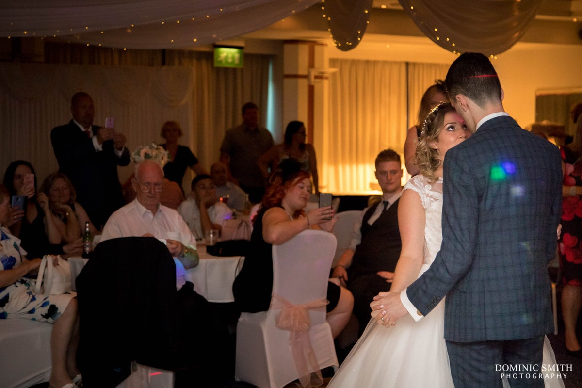 First Dance at the Arora Hotel