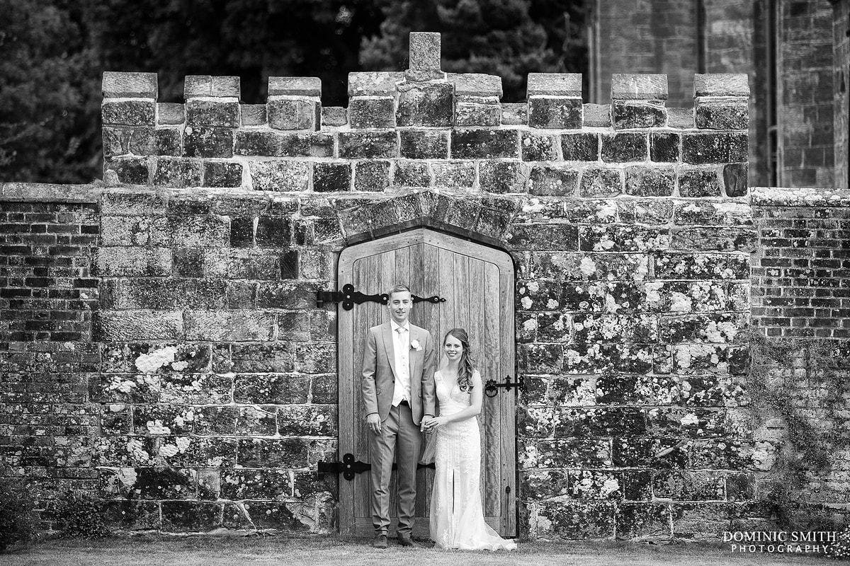 Wadhurst Castle Wedding Photo