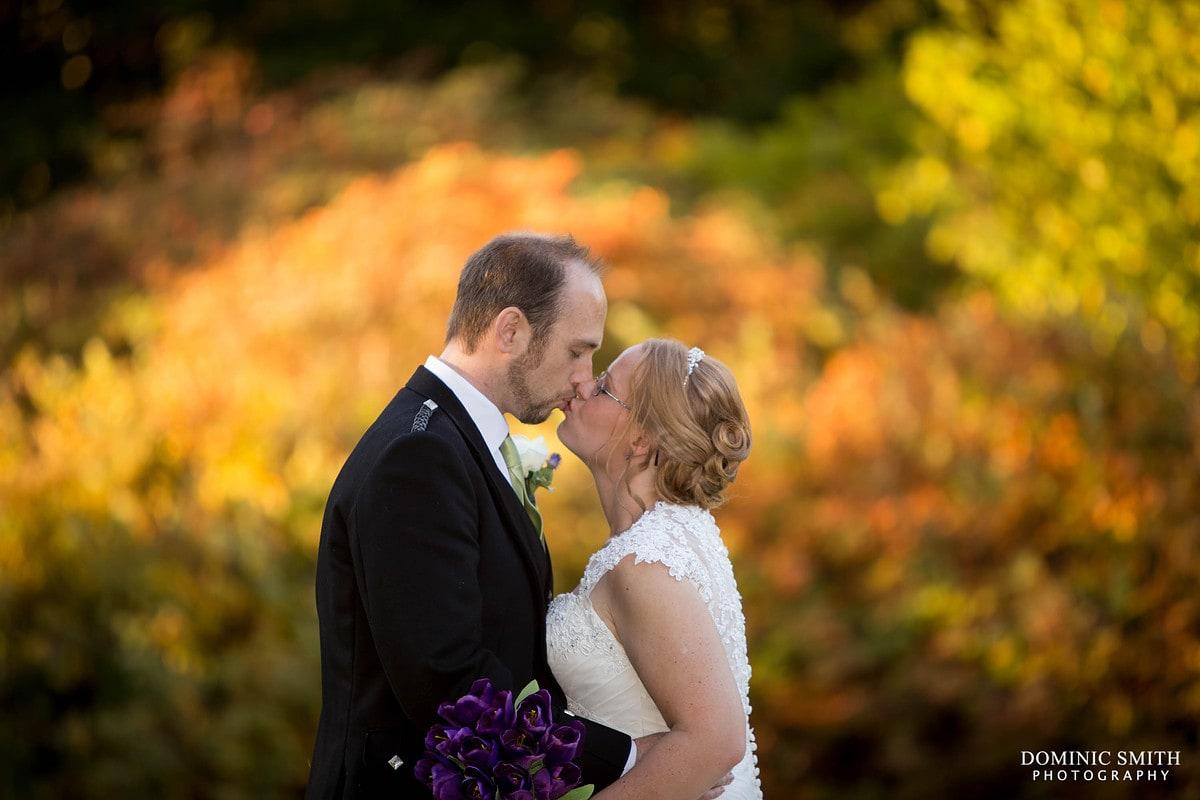 Yew Lodge Wedding Photo