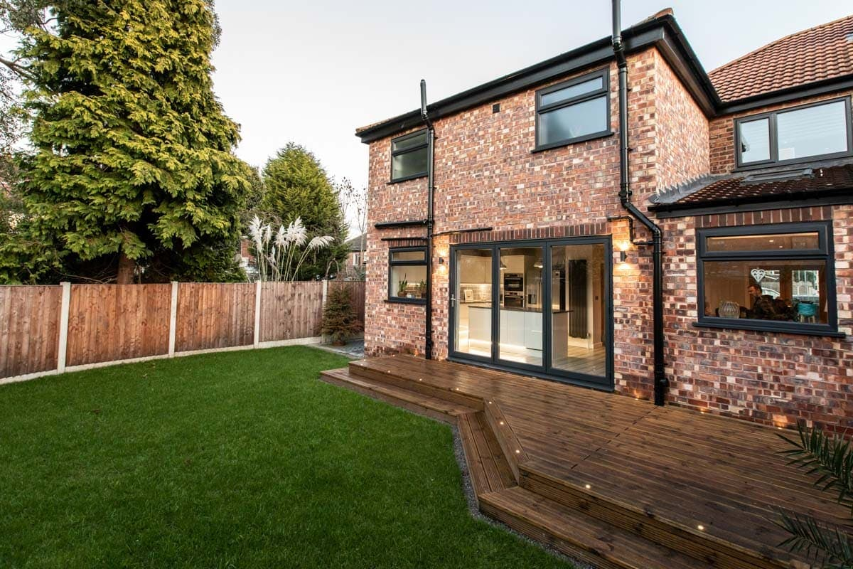 stylish property in Didsbury for sale