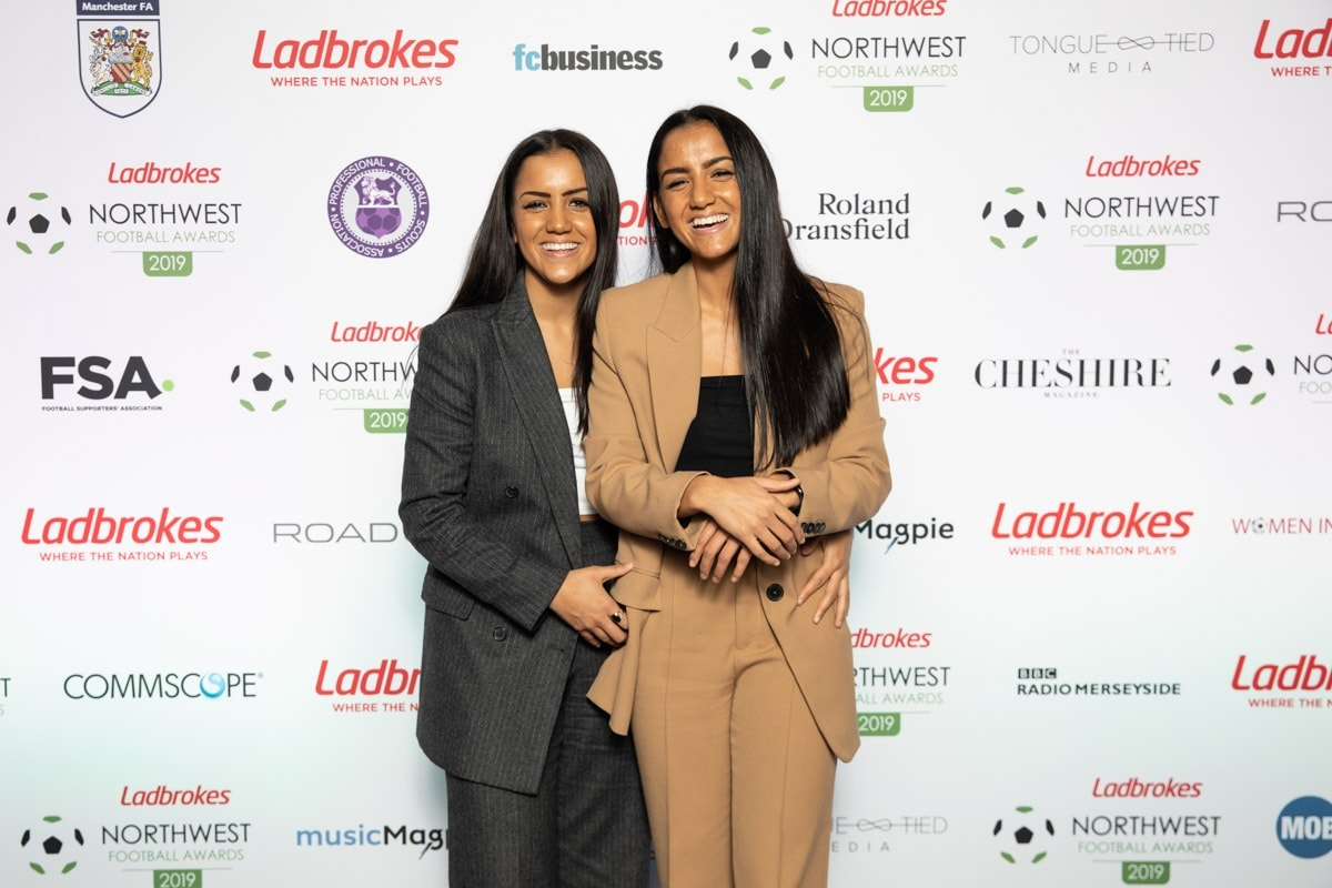 National Football Awards at the Lancashire Country Cricket Club