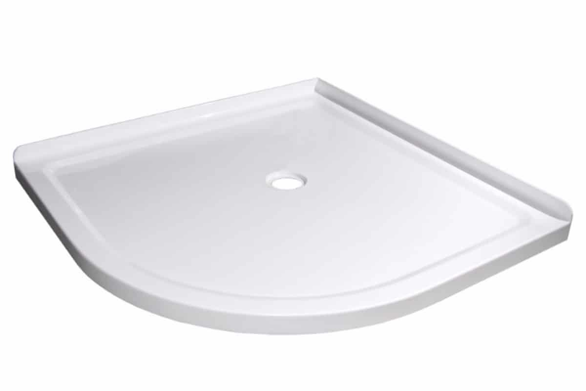 40mm shower tray Upstand