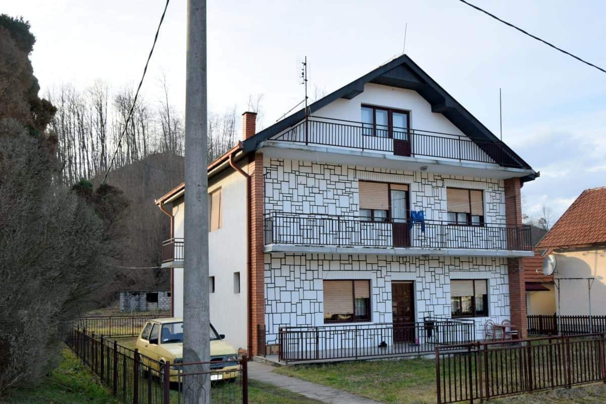 продается дом в Вочняке Сербия