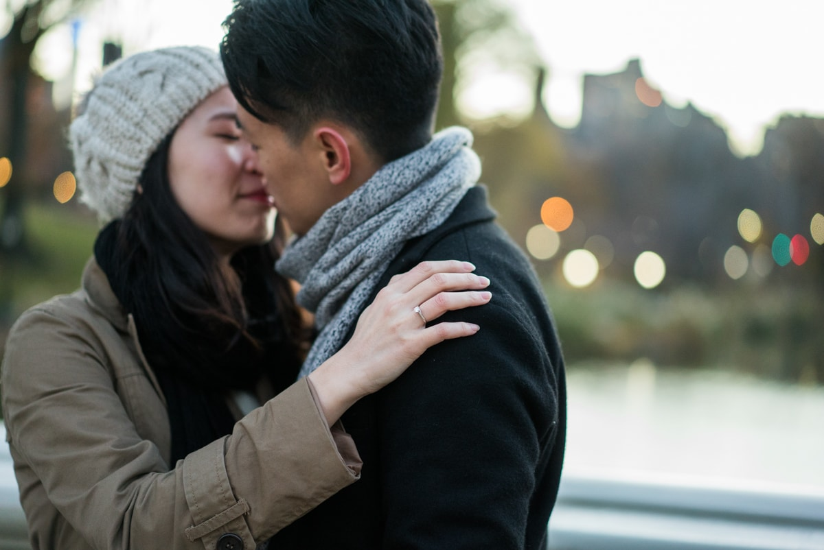 Photo 3 Bow Bridge Marriage proposal. NYC | VladLeto