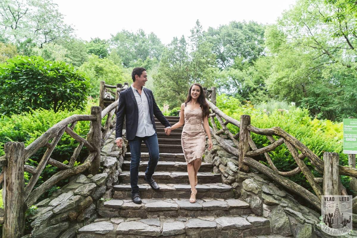 Photo 15 Shakespeare Garden Marriage proposal 2 | VladLeto