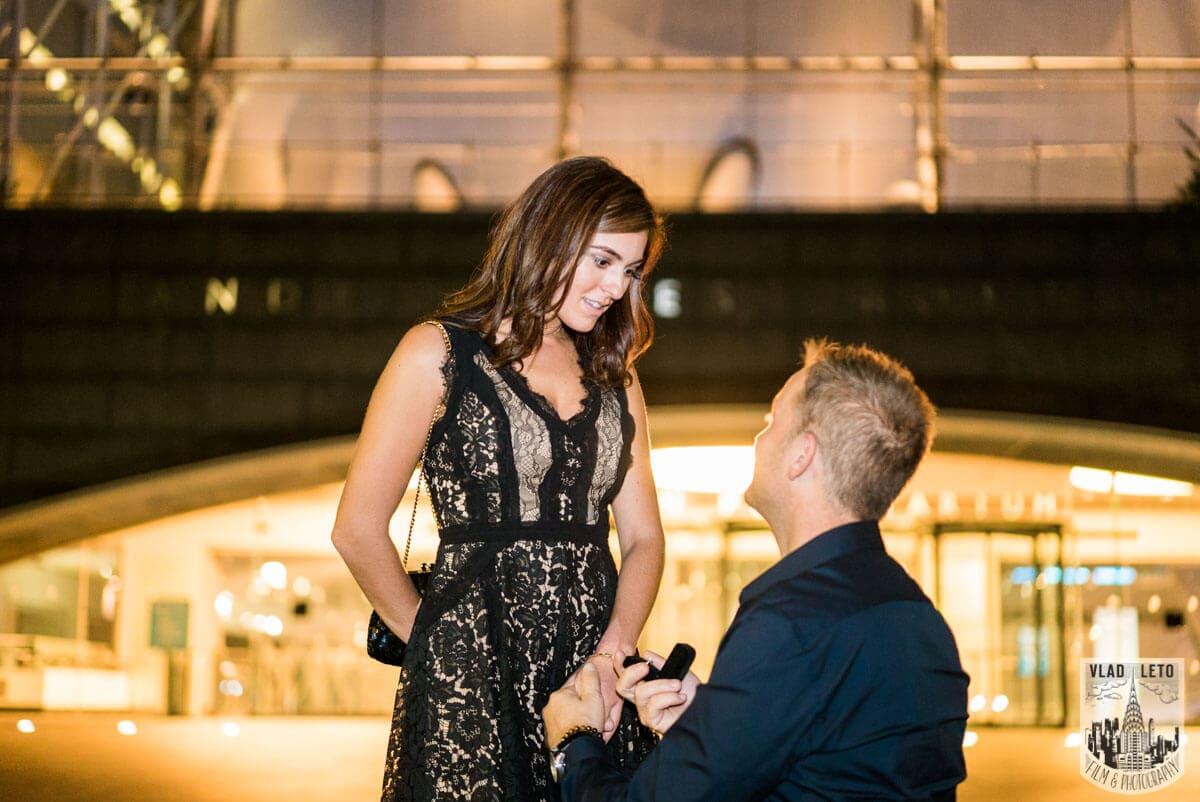 Photo 15 Marriage proposal by Planetarium NYC   VladLeto