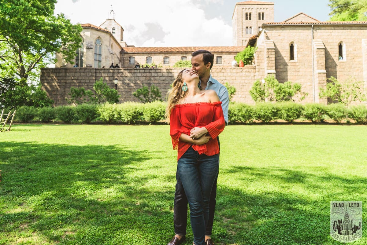 Photo 7 The Cloisters Surprise Proposal | VladLeto