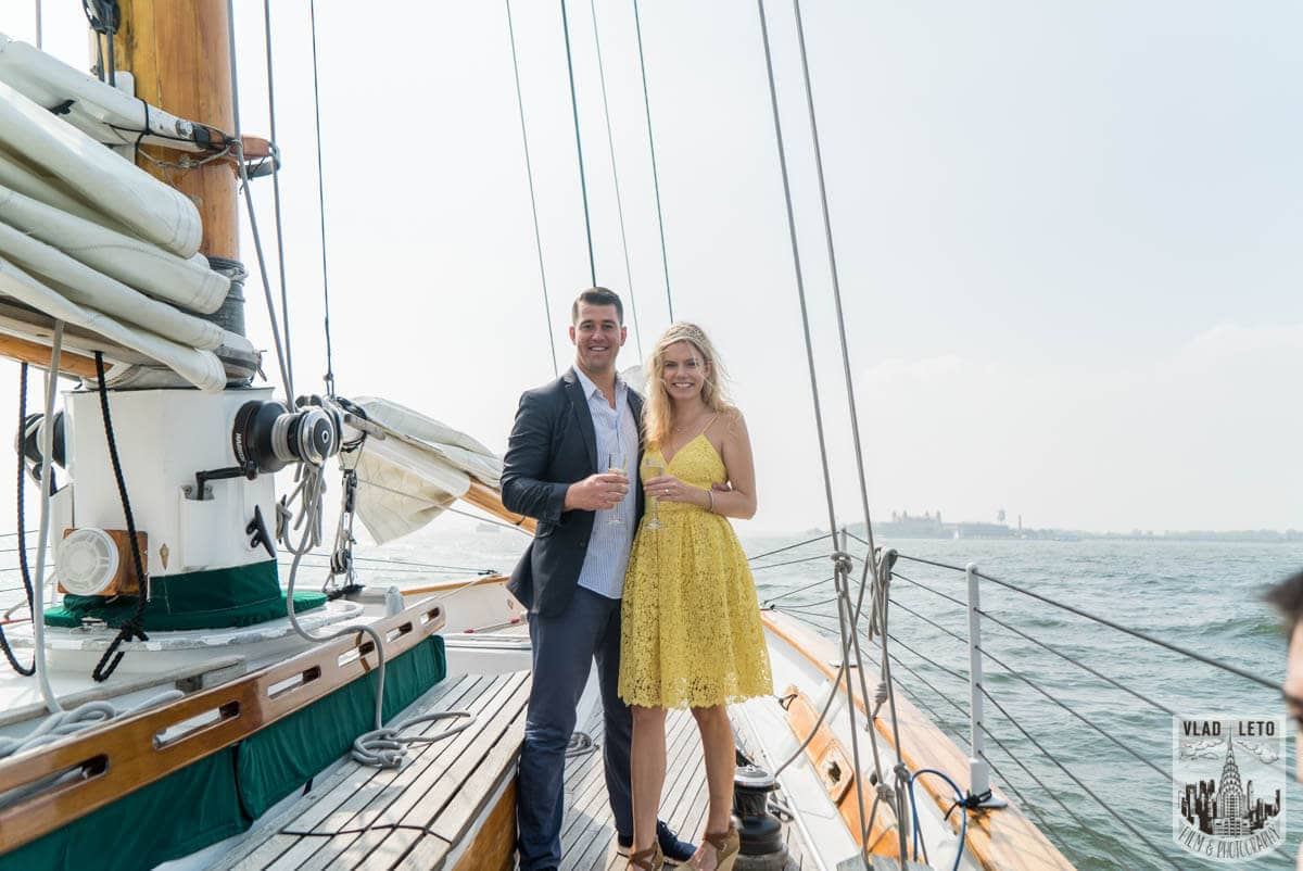 Photo 5 Private boat Marriage Proposal | VladLeto