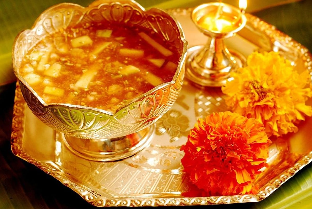 Ugadi - A Festival Marking a New Year This Spring Season