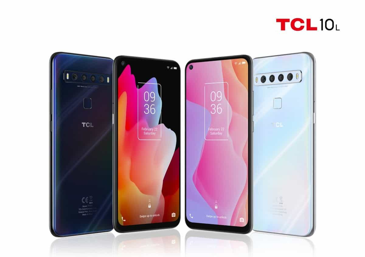 TCL 10 Android 11