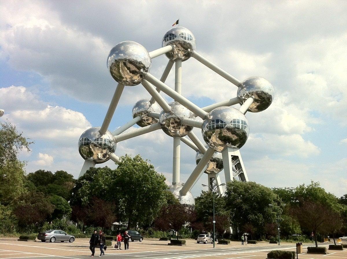 The Atomium Brussels, Belgium