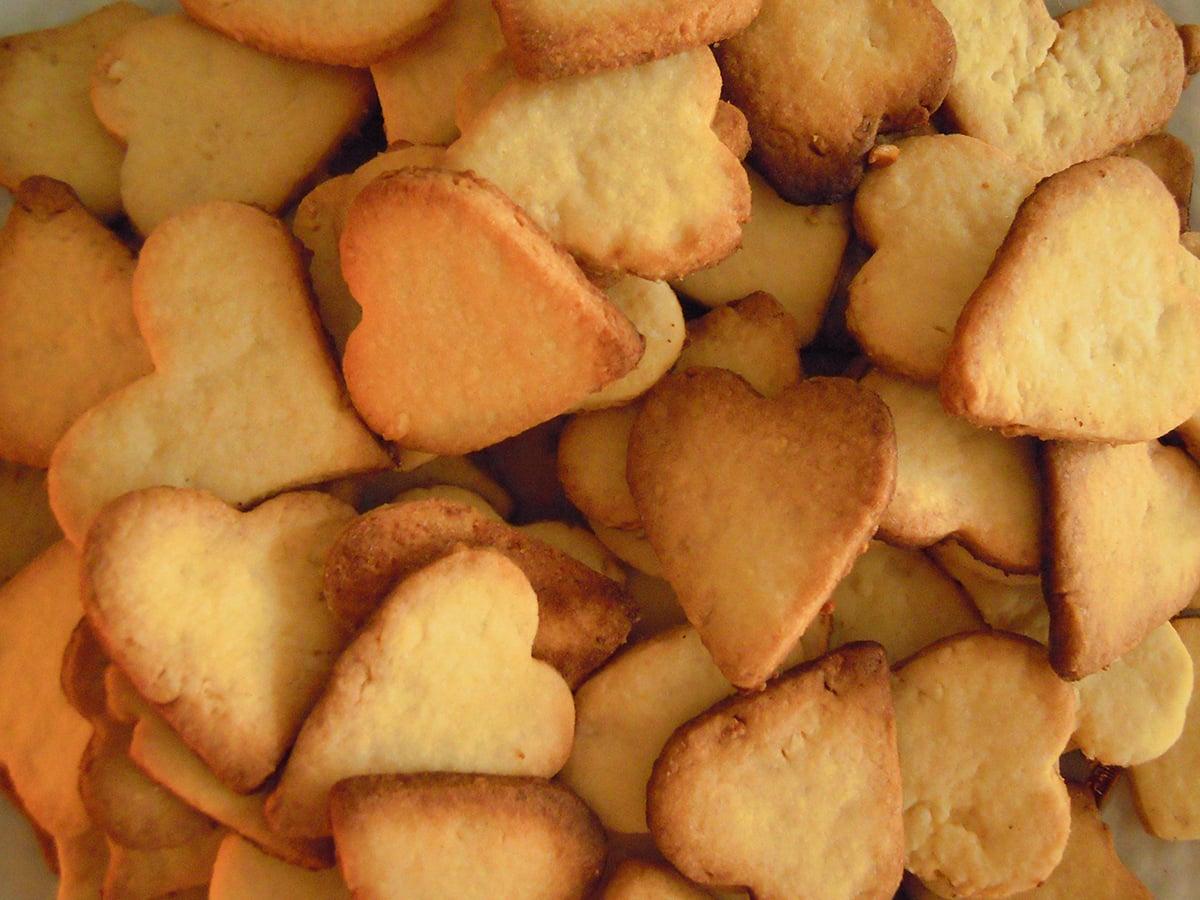 Mandlové sušenky, autor: free-ze.eu