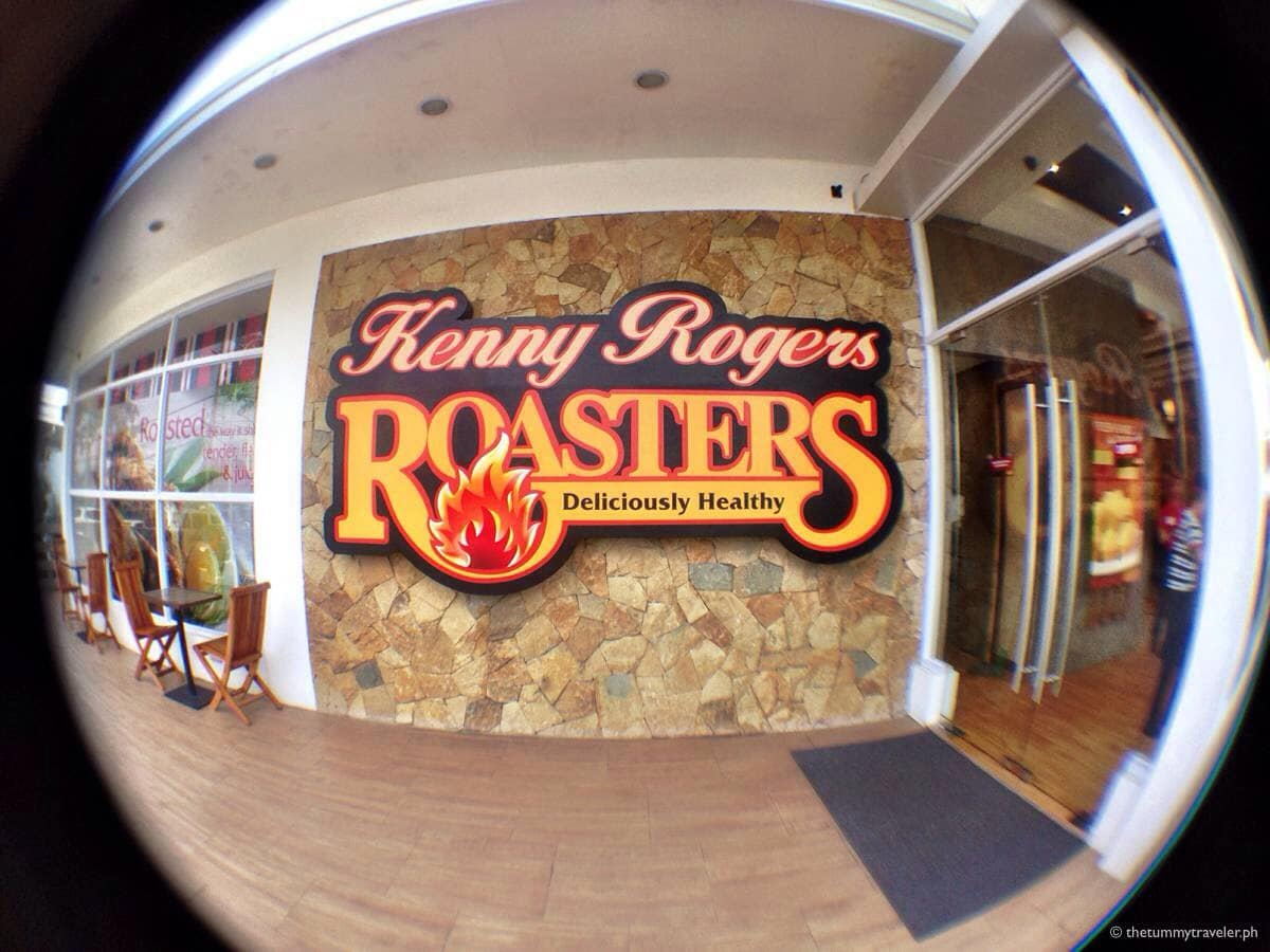 Kenny Rogers Roasters Sky Ranch Tagaytay