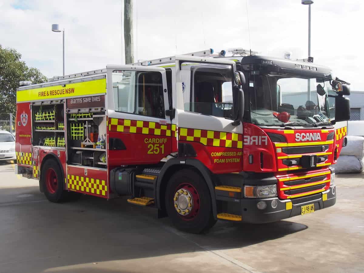 Fire Rescue Open Day