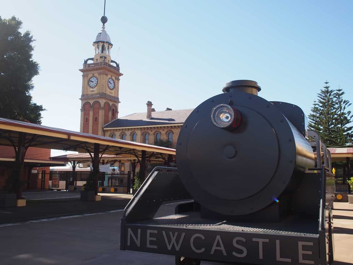 The Station Newcastle