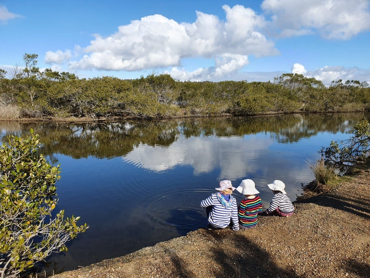 Belmont Lagoon Lake Macquarie