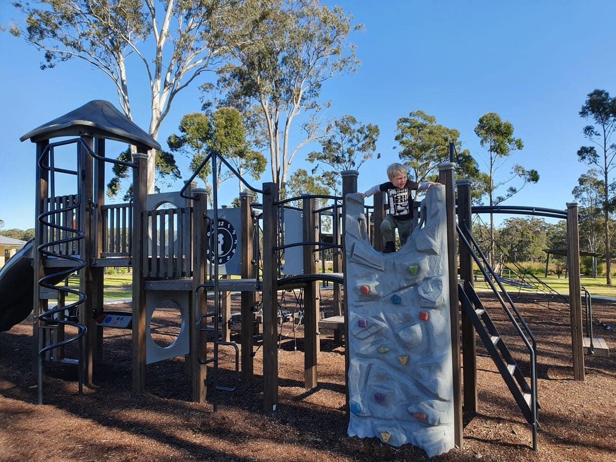 BowerReserve Playground Medowie