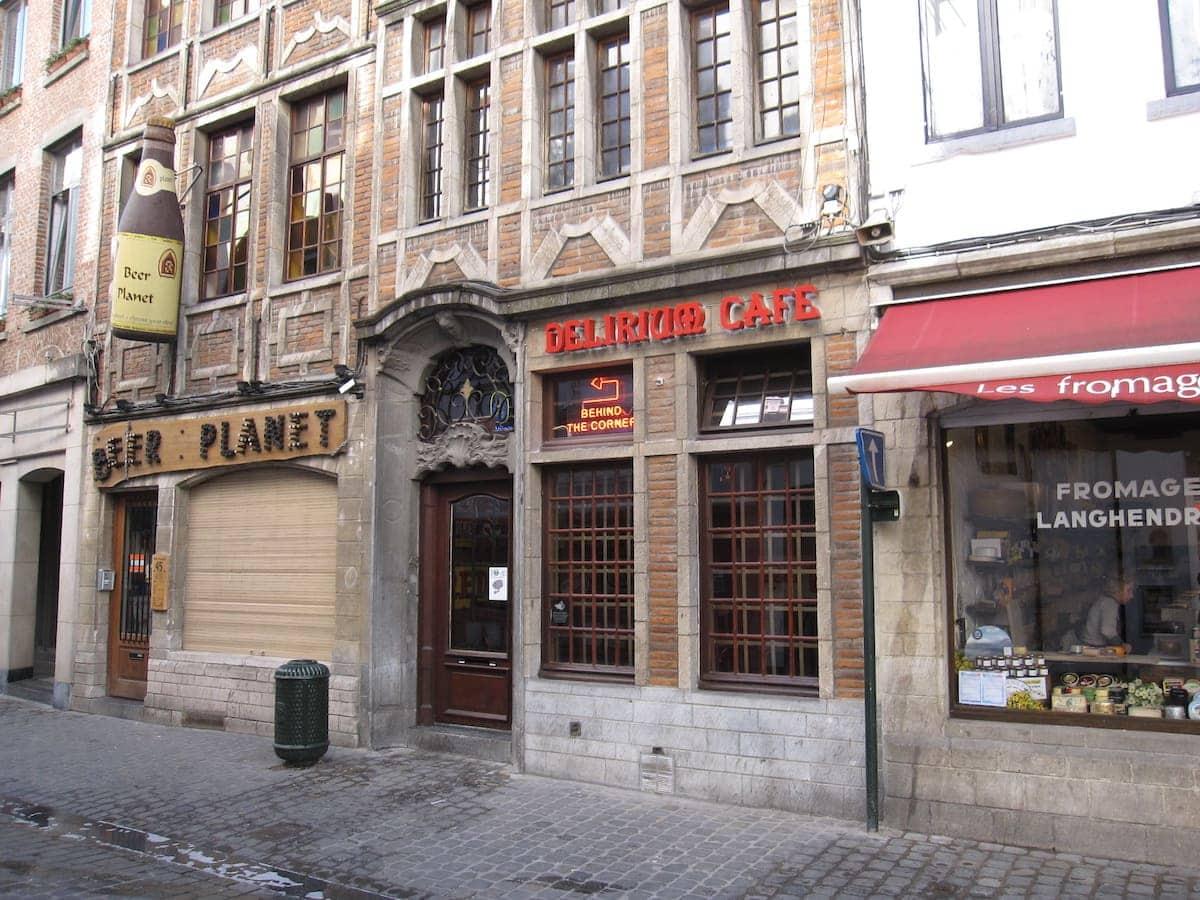 Delirium Cafe, Brussels
