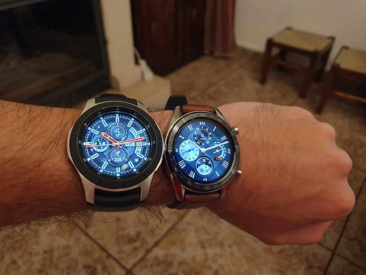Análise Huawei Watch GT
