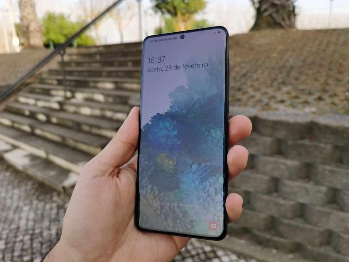 Samsung Galaxy S21 diferença