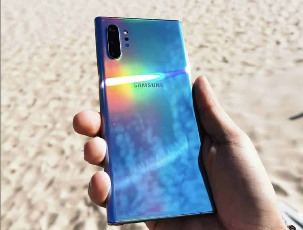 note 10, smartphone, 1000€