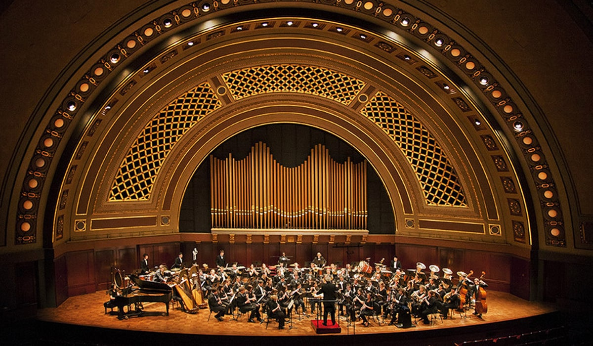 Hill Auditorium