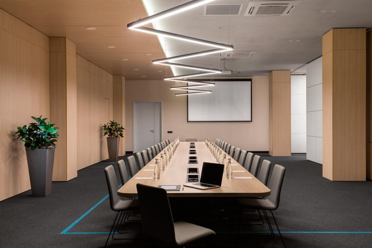 Ultra-modern space for business events in Mogilev