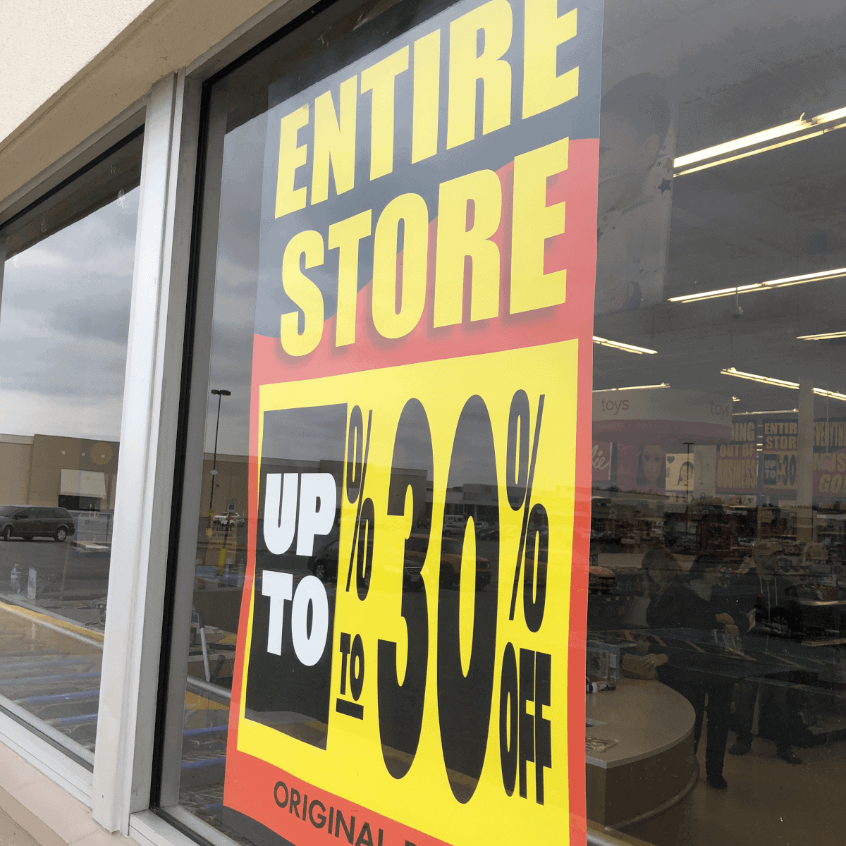 Toys R Us has not fully committed to going out of business - Bent Corner