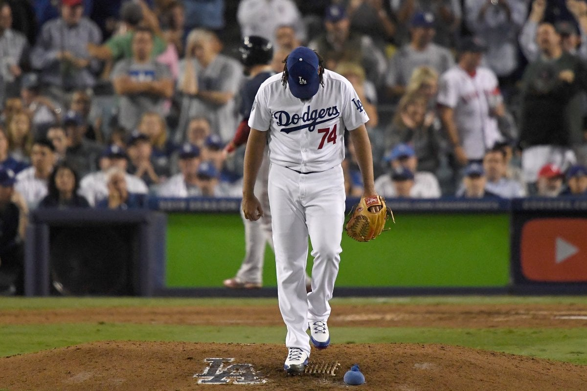 Los Angeles Dodgers lose second World Series in a row - Bent Corner