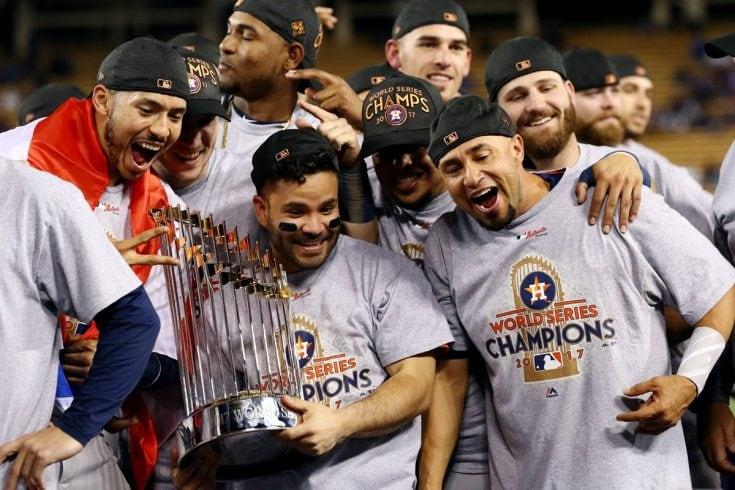 MLB punishes Houston Astros for sign-stealing scandal - Bent Corner