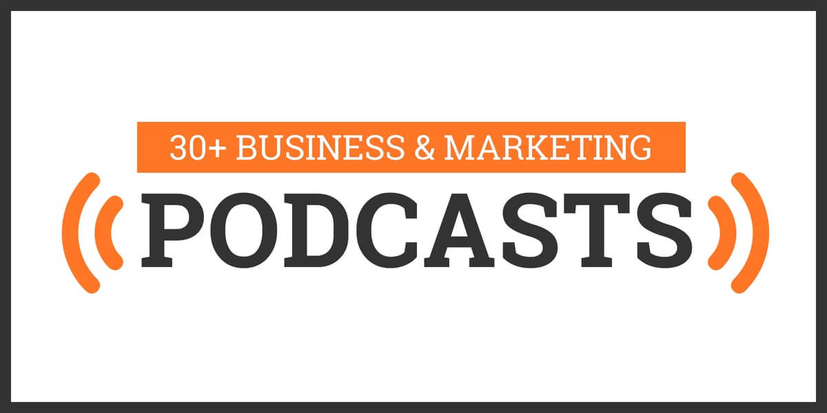 Business and marketing podcasts