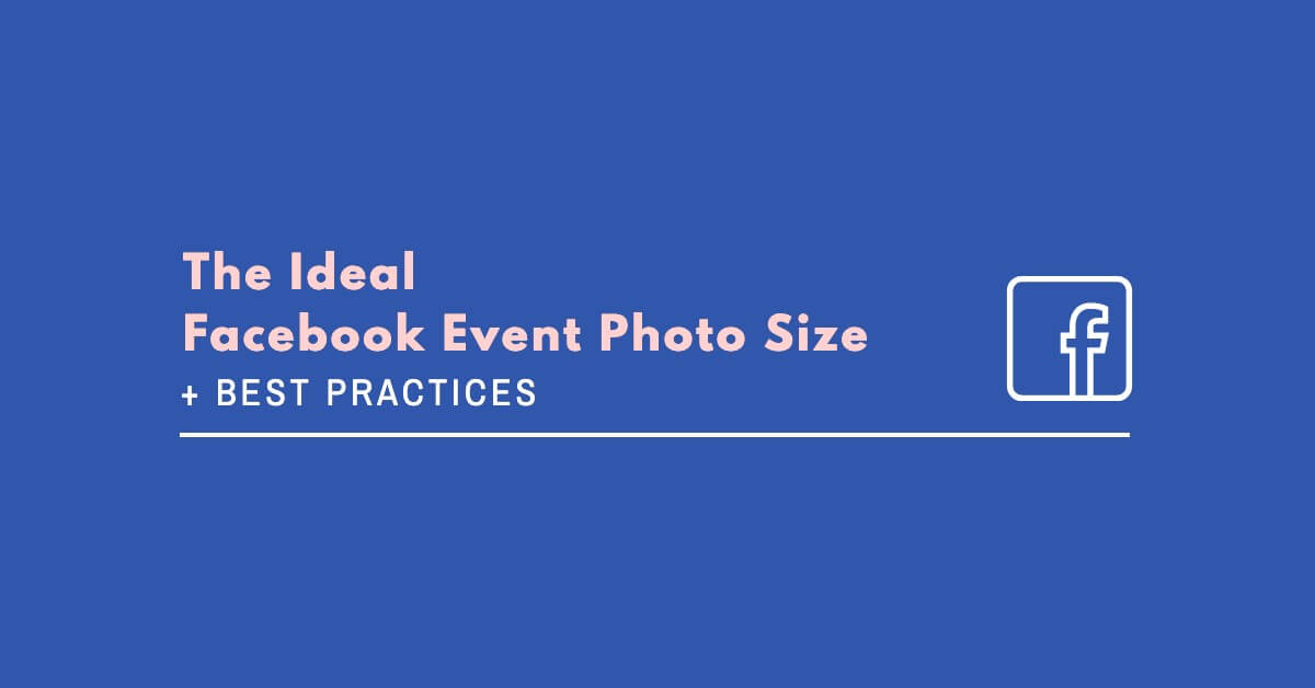 Facebook Event Cover Photo Size