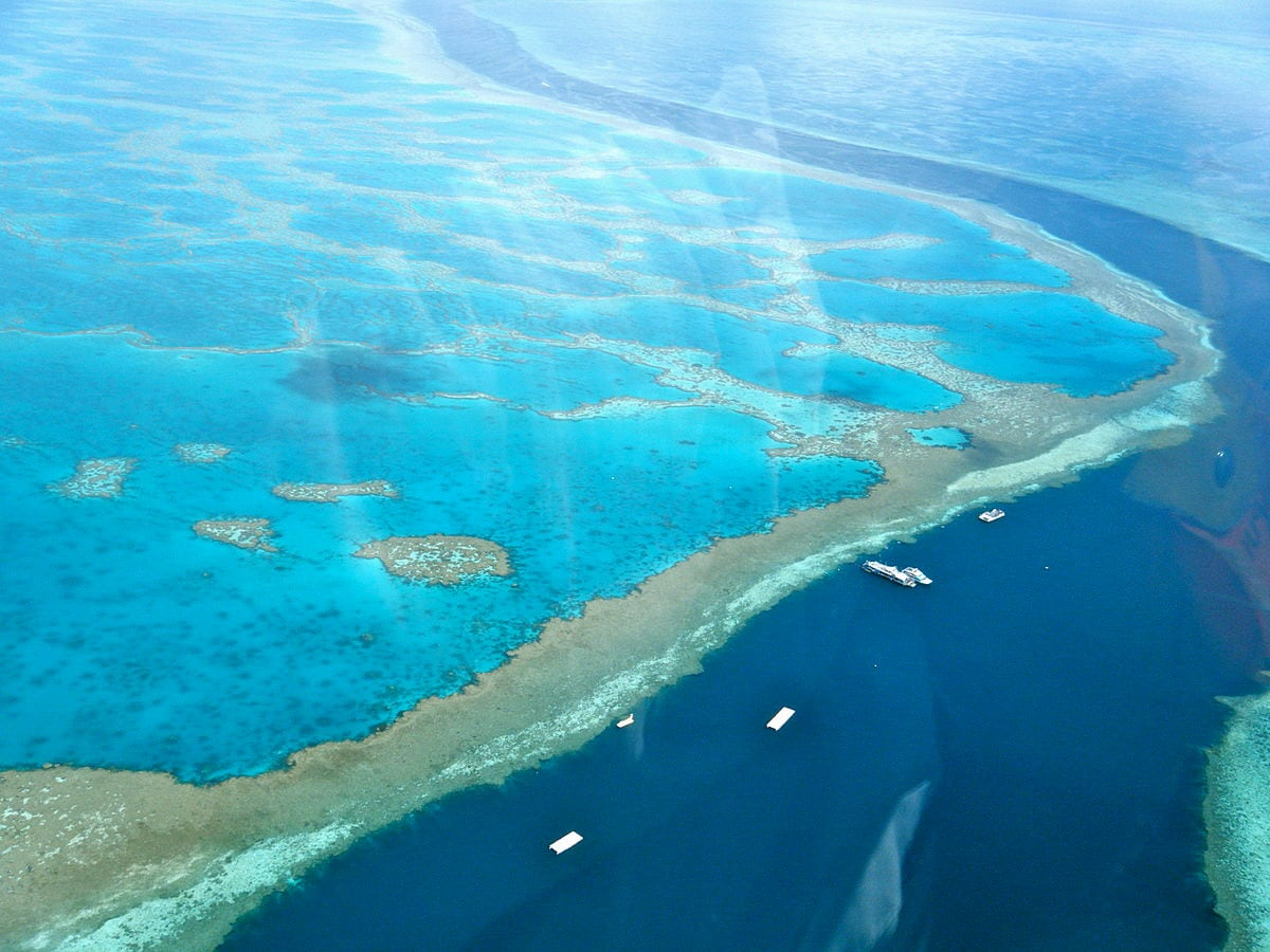 Top 10 National Parks in the World- Great Barrier Reef