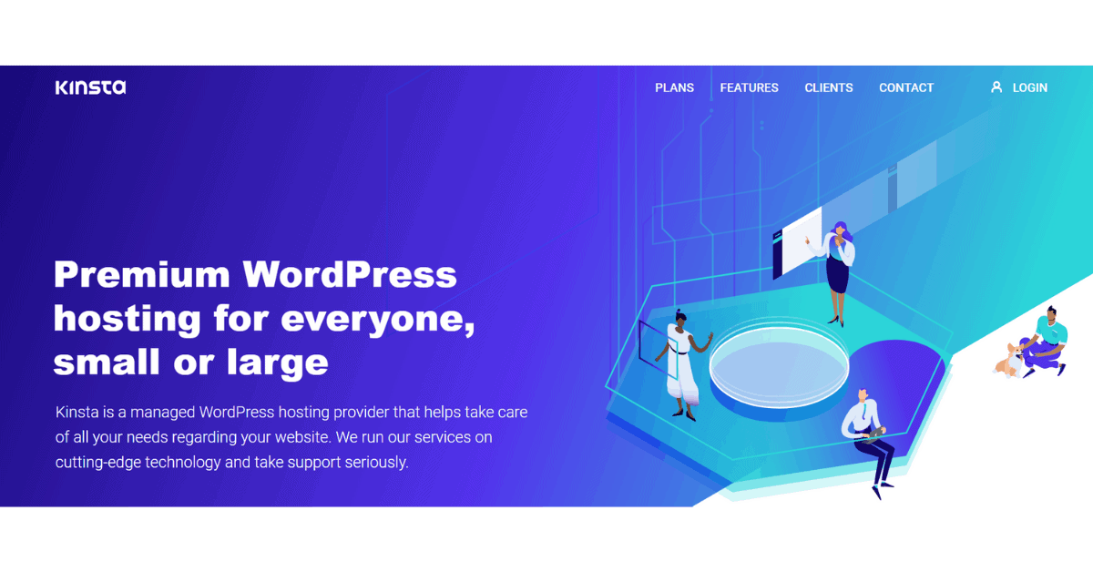 Kinsta - WordPress Hosting