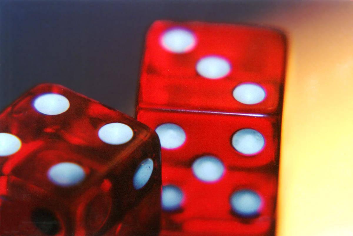 Casino odds