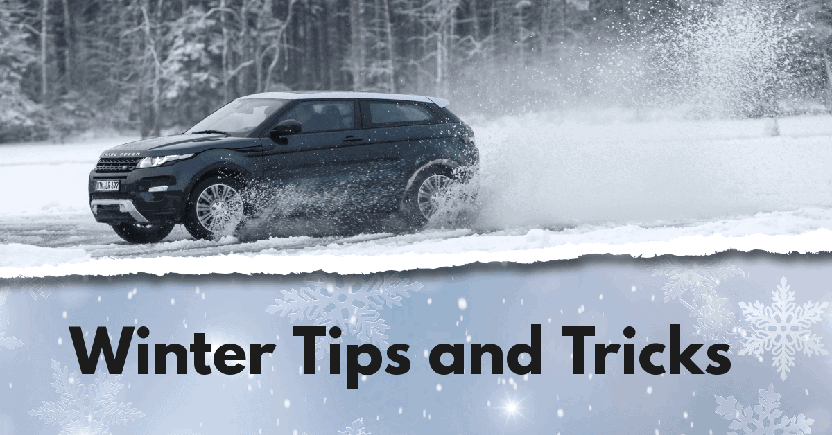 35 Car Service Tips and Trick for the Winter