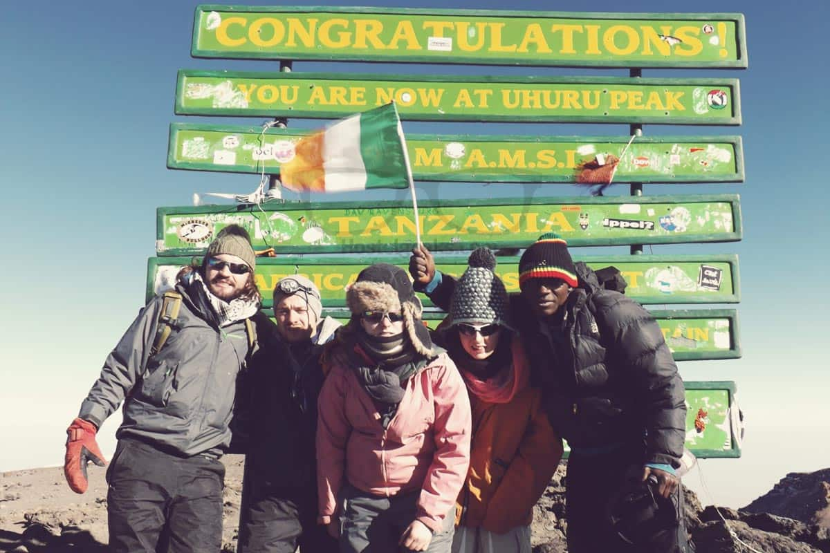 From Zero to Kilimanjaro, the Highest Peak of Africa